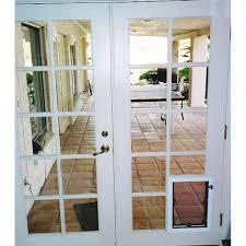 gallery of patio door with built in pet door