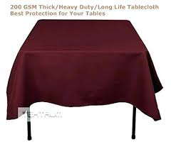 heavy duty plastic tablecloth impressive vinyl clear tablecloths protector x kitchen dining round great tablecl