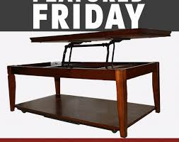 lift top coffee table featured friday