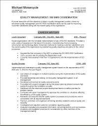 assurance resume sample qa  seangarrette coqa job resume sample