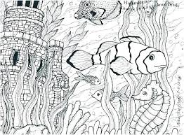 Hard Coloring Pages Printable Difficult Coloring Pages Printable