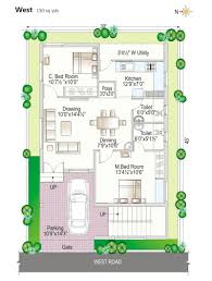 South House Plan Per Vastu Modern Navya Homes Beeramguda Hyderabad