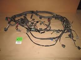 yamaha engine wiring harness complete oem vmax hpdi  image is loading yamaha engine wiring harness complete oem 2000 2001