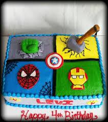 superhero sheet cake marvel avengers 1 2 sheet 4th birthday cake christis cake