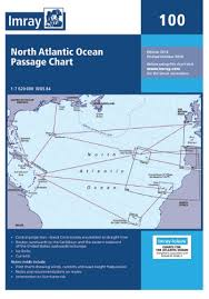 Atlantic Wind Charts Imray Chart C100 North Atlantic Ocean Passage Chart Todd