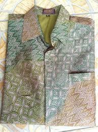 Beli kemeja batik tenun online terdekat di provinsi yogyakarta berkualitas dengan harga murah terbaru 2021 di tokopedia! Terjual Kemeja Batik Sutera Tenun Merk Aksen Tropis Jual Rugi Kaskus
