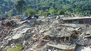 Two towns that straddled the newly exposed fault suffered the most damage: 14th Anniversary Of October 8 Earthquake Being Observed Today