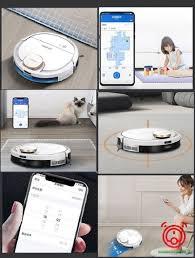 Bán Robot Hút bụi Ecovacs Deebot DN320 Like New   Rao vặt miễn phí trực  tuyến nhanh nhất toàn quốc