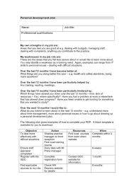 personal development plans sample template personal development plan sample personal development