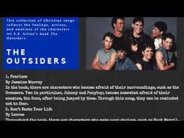 the outsiders playlist
