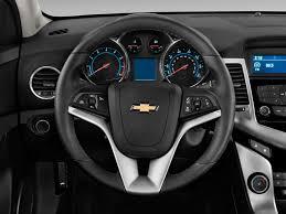 Cruze chevy cruze ltz review : Image: 2011 Chevrolet Cruze 4-door Sedan LTZ Steering Wheel, size ...