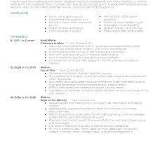 Resume For Food Server Food Service Worker Resume Food Service Worker Resume Ideas Of Food
