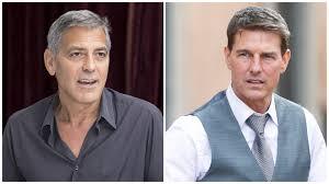 Nach Wutanfall am Set: George Clooney steht Kollege Tom Cruise zur Seite