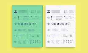 Creative Resume Best 60 Creative Resume Templates You'll Want To Steal In 60