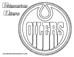 Small Picture NHL Team Logos Coloring Pages GetColoringPagescom