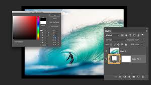 How To Add A Border Or Frame Around A Photo In Photoshop Adobe