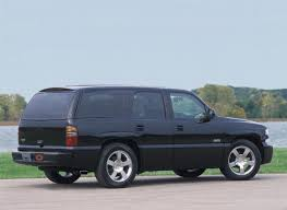2003 Chevrolet Tahoe - Information and photos - ZombieDrive