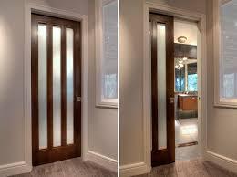 Contemporary Home Featuring Interior Pocket Doors Sun Mountain Door