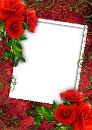 Red Photo Frames Red Rose Frames Png Images Free Download