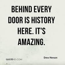 Door Quotes New Drew Henson Quotes QuoteHD