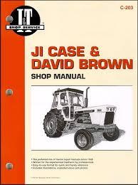 1175 case tractor starter wiring diagram 1175 diy wiring diagrams ji case david brown repair manual 770 780 870 880