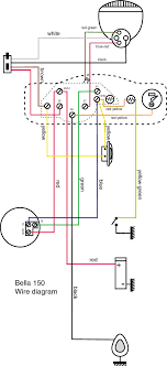 vespa lml wiring diagram wiring all about wiring diagram vespa px 150 wiring diagram at Vespa Wiring Diagram