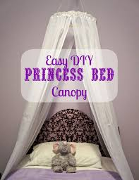 Easy DIY Princess Canopy | Ilyana's Room | Pinterest | Diy bed ...