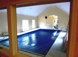 indoor pool house with slide. Indoor Pool House With Slide