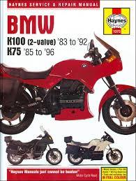 bmw k75 k100 k100rs k100lt repair manual 1983 1996 haynes 1373 haynes bmw k75 k100 1983 1996 repair service manual