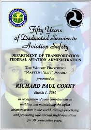 Aviation Expert Witness Richard P Coxey Aviation Consultant