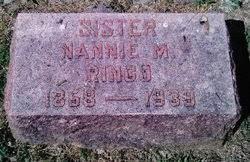 Nannie Mack Ringo (1858-1939) - Find A Grave Memorial