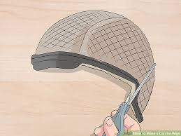 image titled make a cap for wigs step 20