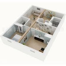 Basement Renovation Design Plans 3d Rendering For A Basement Design And Renovation Building