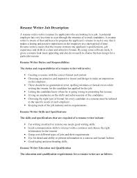 resume writer certified resume writers resume writer jobs in  related post