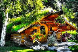 rent tiny house. hobbit cabin tiny house talkeetna alaska log wood home rent s
