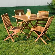 folding patio table set best of folding patio table set awesome helane teak outdoor folding square