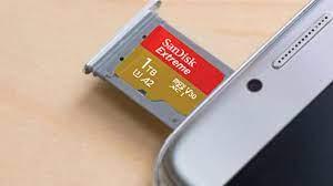 Sandisk'in 1 TB kapasiteli MicroSD hafıza kartı satışta! - Teknoloji  Haberler
