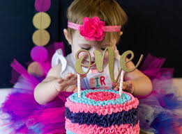 First Birthday Diy Cake Smash Photo Session Tips Small Stuff Counts