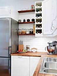 Shelves Above Kitchen Cabinets Organizing Tips Tricks For Small Kitchens Hometriangle