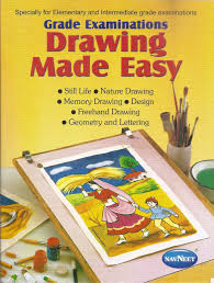 elementary drawing book