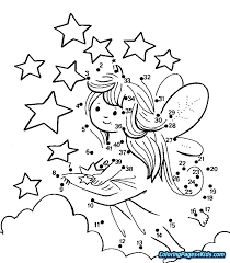 Dot To Dot Coloring Pages Dot Art Coloring Pages This Is Do A Dot