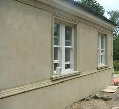 sand finish stucco can look fantastic