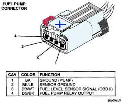 1998 dodge ram fuel pump electrical connection the fuel pump went 1998 Dodge Ram 1500 Fuel Pump Wiring Diagram at 2003 Dodge Ram 1500 Fuel Pump Wiring Diagram