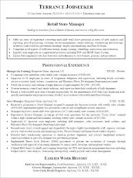 Retail Manager Resume Retail Assistant Manager Resume Summary Mkma Impressive Retail Assistant Manager Resume