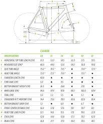 Cannondale Road Bike Frame Size Guide Oceanfur23 Com