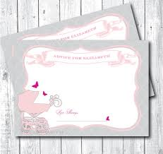 baby shower registry cards template free baby shower registry inserts template tirevi fontanacountryinn com