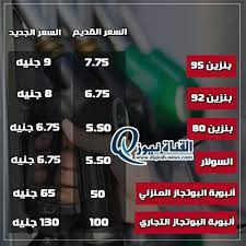 اليوم تثبيت تسعيرة نوفمبر 2020 ~ اسعار البنزين الجديدة فى مصر 2020 .. هل  هناك زيادة فى اسعار الوقود اليوم pdf سعر السولار آخر أسعار الوقود الجديدة