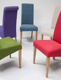 padded dining chairs uk dining room ideas within the stylish and also attractive grey fabric dining