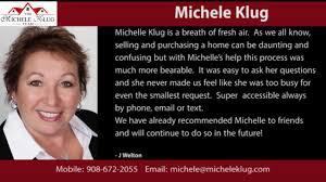 Michele Klug Reviews - YouTube