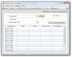 Peachtree Tutorial Set Up Opening Balance Of Gl Account
